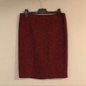 ⭐️ NWOT Lord & Taylor Tweed Pencil Skirt